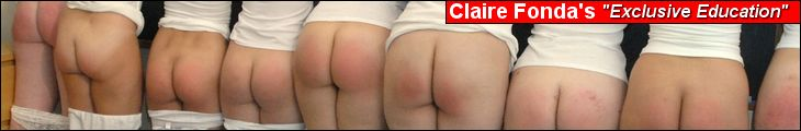 Exclusive Education 5 - ten spanked girls